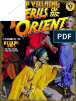 Thrilling Tales - Pulp Villains - Perils of the Orient