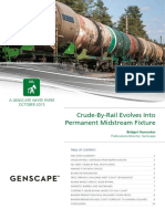 #Crude-By-Rail Evolves Into Permanent Midstream Fixture October 2015