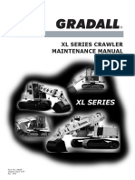 gradall Crawler Vendor Service Manual