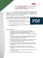 Atualização Fiscal 2016 – Emenda Constitucional 8715