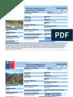 Xv Region de Arica y Parinacota
