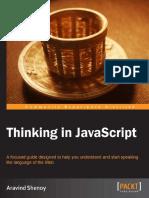 Thinking in JavaScript [eBook]