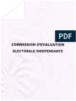 #Haiti - Rapport Commission d'Evaluation Independante (Commission Presidentielle)