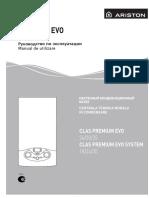 Clas Premium Evo - Sistem Evo - Manual de Utilizare