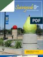 City of Sunnyvale 2009 New Resident Guide