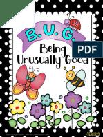 Behavior Incentive System Bug