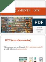 Medicamente OTC Curs 11 2015