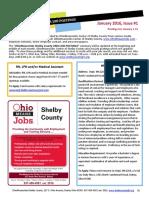 Job Posting Summary January 1 - 15 2016