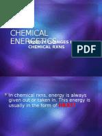 1 Chemical Energetics