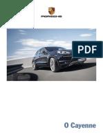Tudo Sobre o Motor 4.5 v8 e a Nova Porsche Cayenne