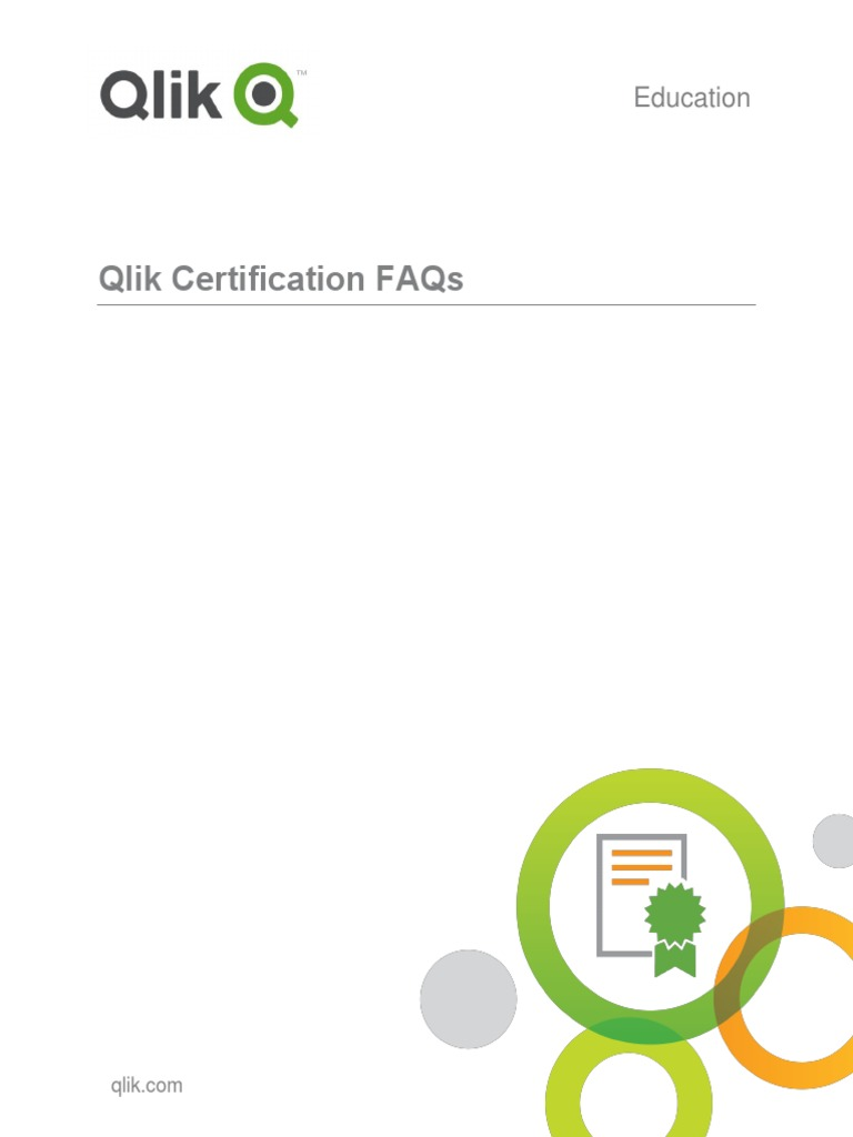 Qlik certification program faqs v4 1 multiple choice test qlik certification program faqs v4 1 multiple choice test assessment fandeluxe Image collections