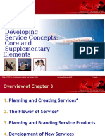 Developing   Service Concepts