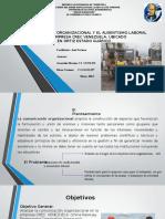 Presentación TRABAJO Marina González