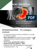 Câncer Gastrico