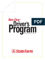 Steer Clear Drivers Program