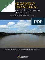Cruzando La Frontera 2015