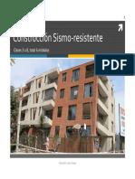 02-Construcción Sismo Resistente Estructuras II 2015