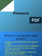 Pressure & Water Pressure