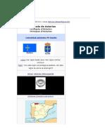 Texto Asturias e Historia