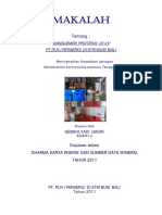 Manajemen Proteksi 20 KV (Dharma Karya 2011)