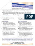 Ny Sac 2016 Legislative Program