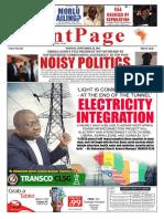 FrontpageAfrica Interviews TRANSCO CLSG GM, Sept 28