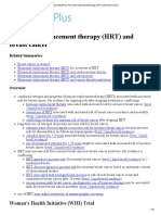 DynaMed Plus_ Hormonal replacement therapy (HRT) and breast cancer.pdf