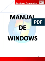 Manual de Windows