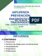Influenza guia de practica clinica