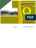 Manual for Self Study Report University_new 2014