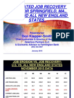 Job Recovery Rates Nov 2015