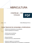 Curso Nacional de Lombricultura y Compostaje