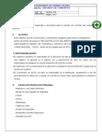 Sg 1-Pro 04 Vaciado de Concreto