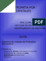 Artropatia Por Cristales