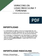 Farmacons en Infertilidad Masculina y Femenina