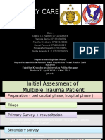 Emergency Care (ABCDE)