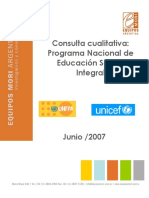 Edu Informeconsultacualitativaprogramaeducacio SexualenArgentina