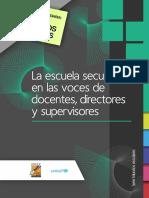 EDUCACION_EscuelaSecundariaVocesDocentesSupervisoresDirectores