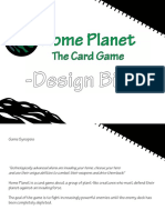 Character Project Design Bible