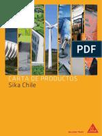 Carta de Productos SIKA