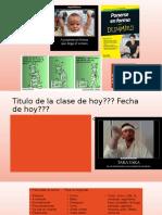 En forma clase espanol