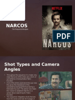 Narcos Title Sequence Analysis