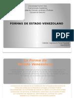 Formas de Estado Venezolano