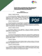 Convenio Colectivo (2014-2016) FUTBOLISTAS