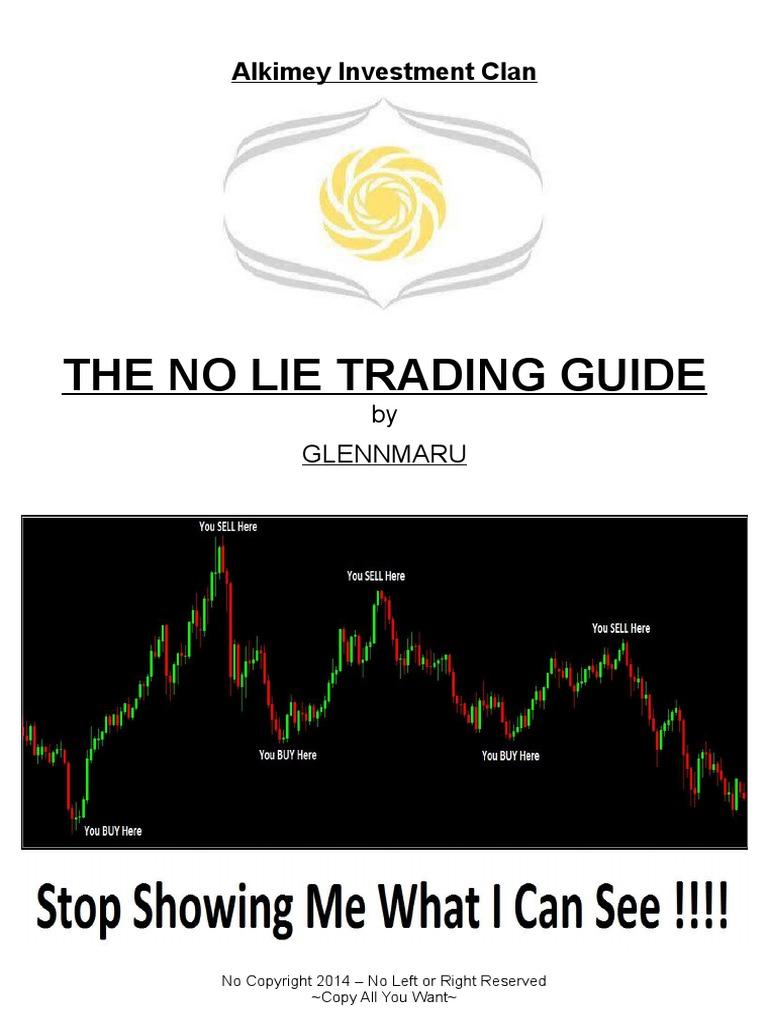 The No Lie Trading Guide Margin Finance Leverage Finance -
