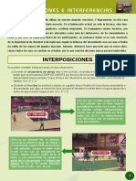 Interposiciones e Interferencias