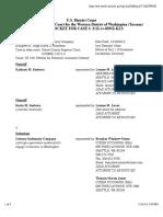 SANBORN et al v. CENTURY INDEMNITY COMPANY docket