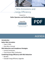 Boiler NOx and Energy Efficiency 2010