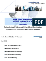 Gas to Chemicals
