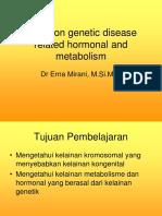 kuliah genetik hormonal